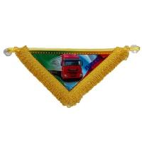 Вимпел в кабіну IVECO (трикутник)