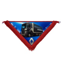 Вимпел в кабіну MAGNUM (великий трикутник)