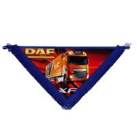 Вимпел в кабіну DAF (великий трикутник)