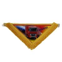 Вимпел в кабіну MAGNUM (трикутник)