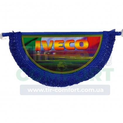 Вимпел в кабіну IVECO (напівкільце)