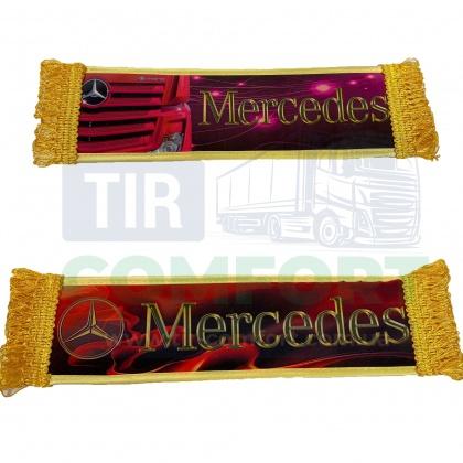 Вимпел в кабіну MERCEDES-BENZ (смуга)