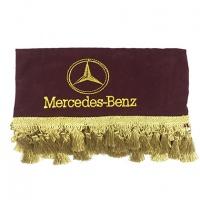 Ламбрекен и уголки Mercedes-Benz