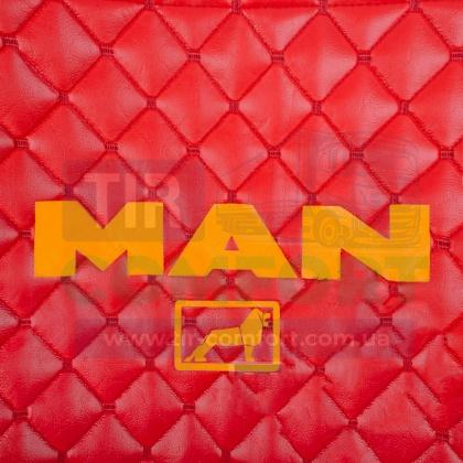 Комплект на всю кабину MAN (экокожа)