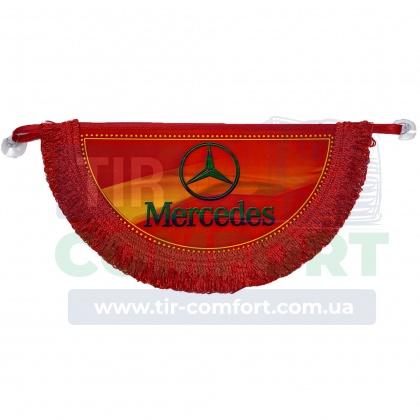 Mercedes-benz полукруг